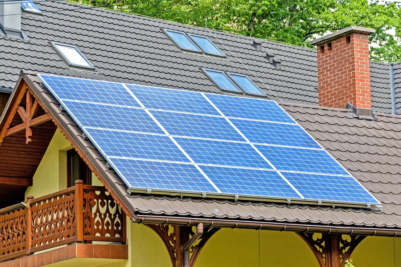 Geld sparen mit solarenergie