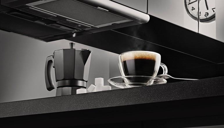 Kaffee in den eigenen vier Wänden